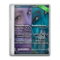 PhotoScore / AudioScore Ultimate 8